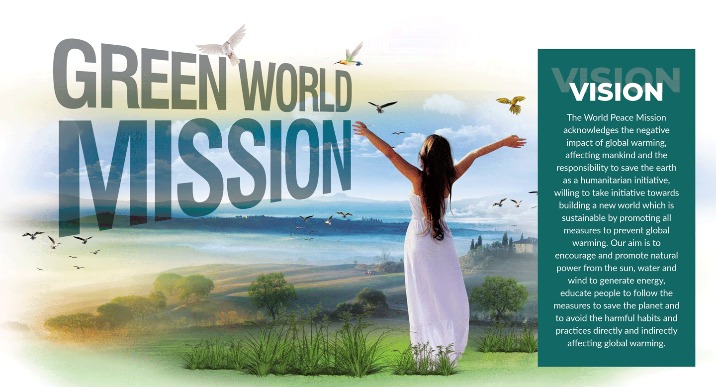 Green World Mission